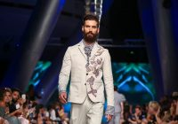 Pioneer the first men's fashion week for the Middle East.